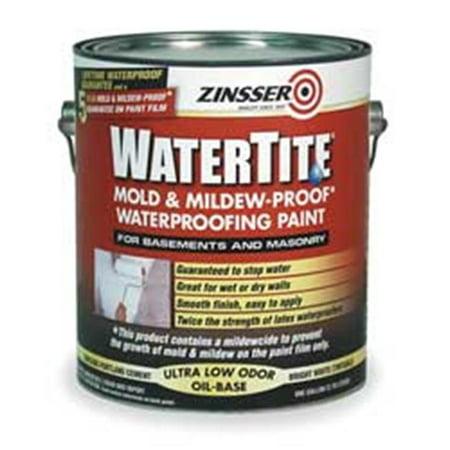 Zinsser 647-5001 Watertite Mold-Mildew-Proof Waterproofin 1