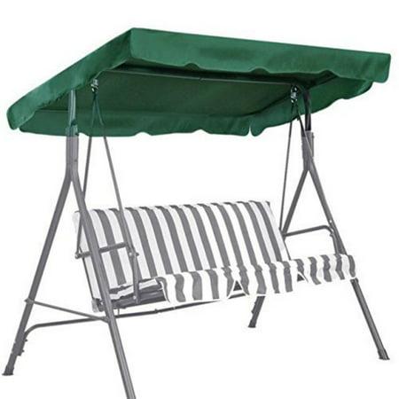 sunrise outdoor patio swing canopy replacement top walmartcom - Patio Swing