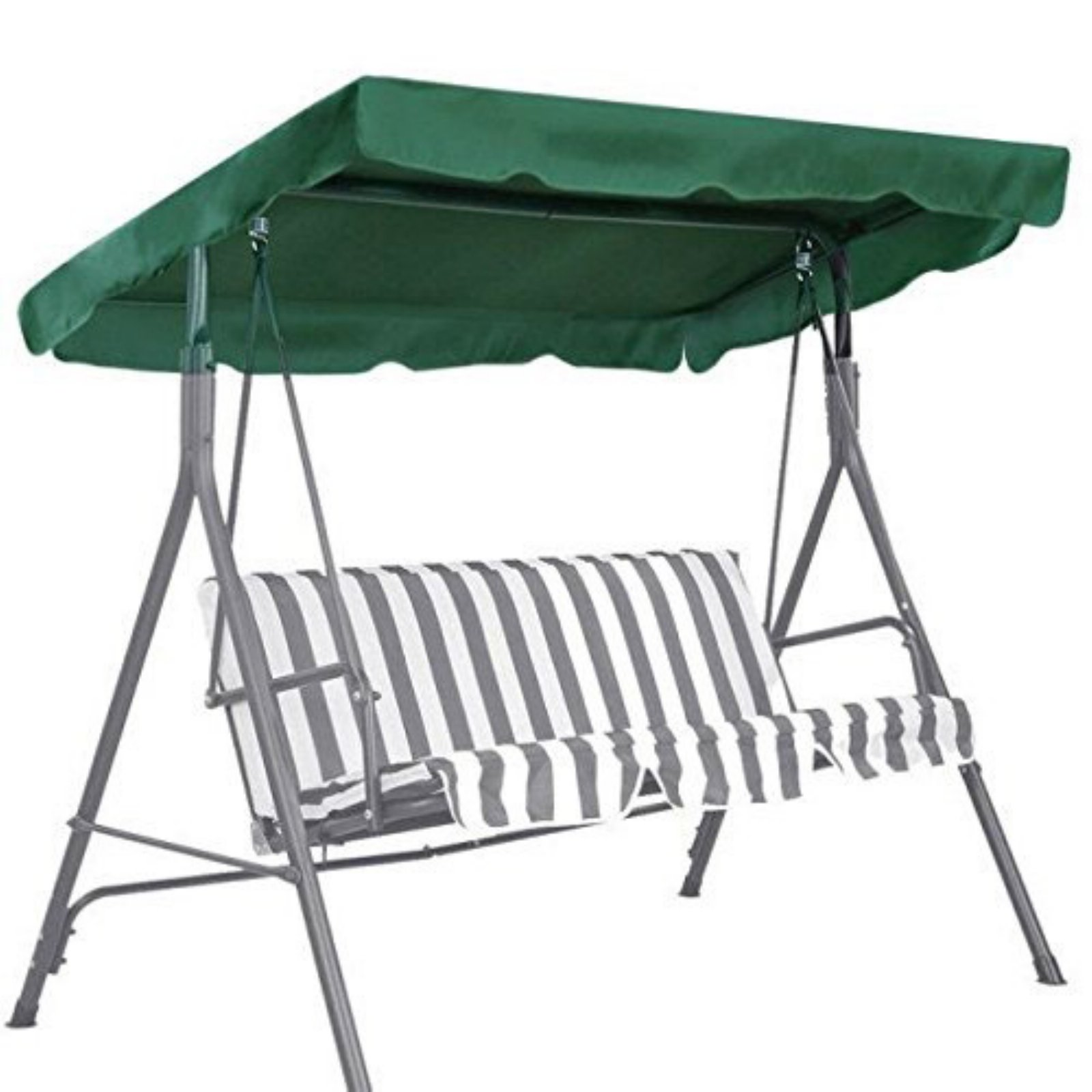 Sunrise Outdoor Patio Swing Canopy Replacement Top   Walmart.com