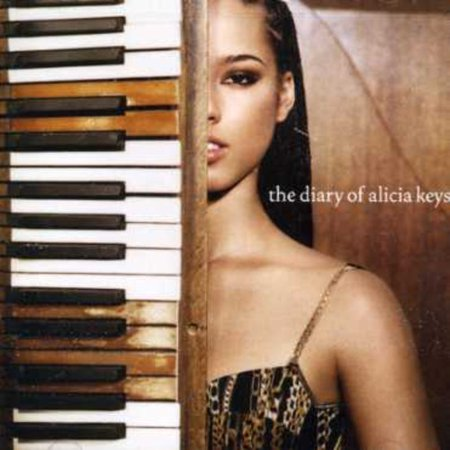 Diary of Alicia Keys (CD) - Alice Key