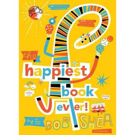 The Happiest Book Ever - image 1 de 1