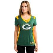 Majestic Green Bay Packers Draft Me 2016 Women's Green Shirt, Small