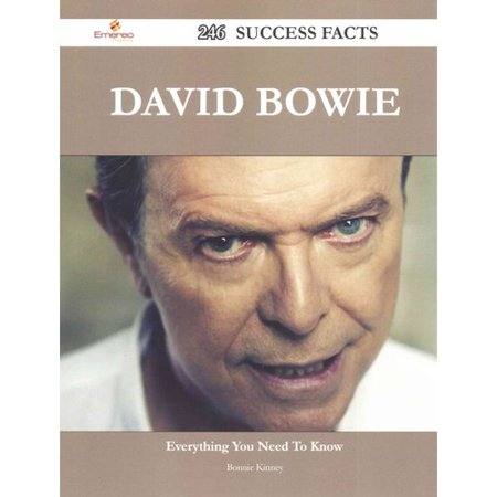 David Bowie 246 Success Facts: Everything You Need to Know About David Bowie