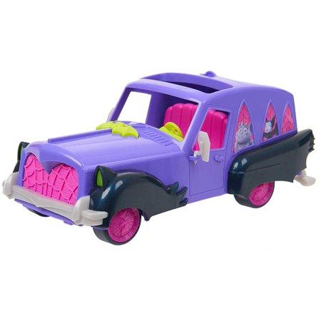 Scream-Tastic Hearse, VAMPIRINA hauntley's mobile vehicle transforms into a drive in movie theater By VAMPIRINA ()