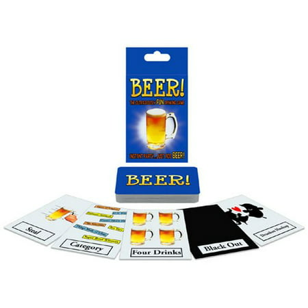 Kheper Beer Card Game ()