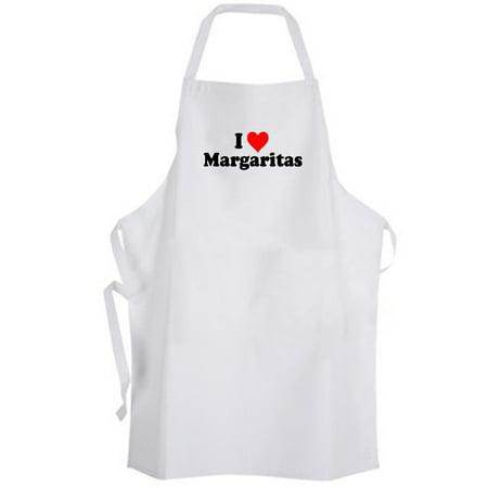 Aprons365 - I Love Margaritas – Apron Bar Cocktail Drink - Bartender On Love Boat