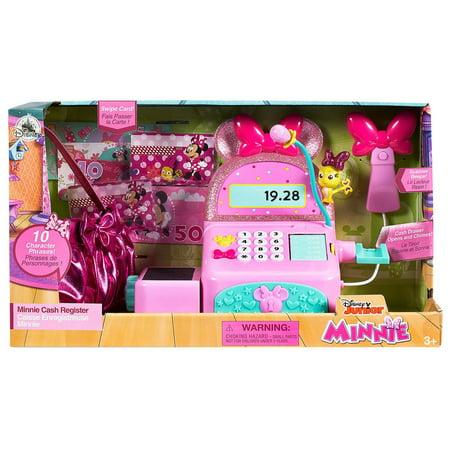 Disney Minnie Mouse Minnie Cash Register Playset - Minnie Mouse Tea Set