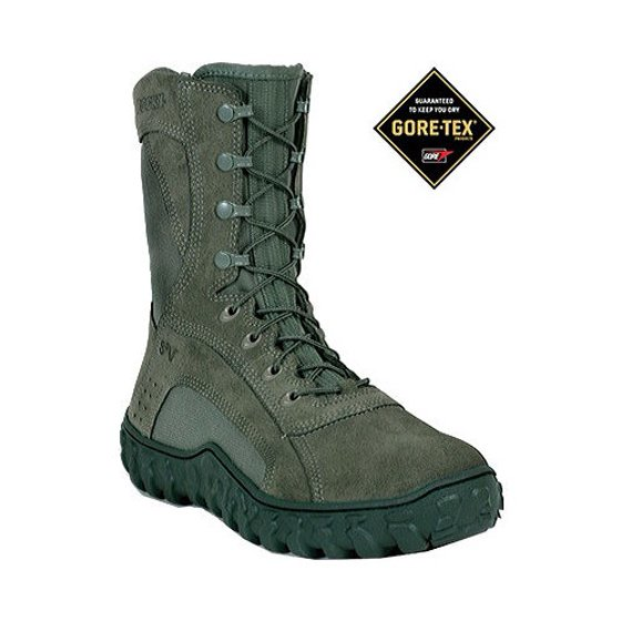 bb86a763942 Rocky S2V GORE-TEX Waterproof 400G Insulated Tactical Military Boot