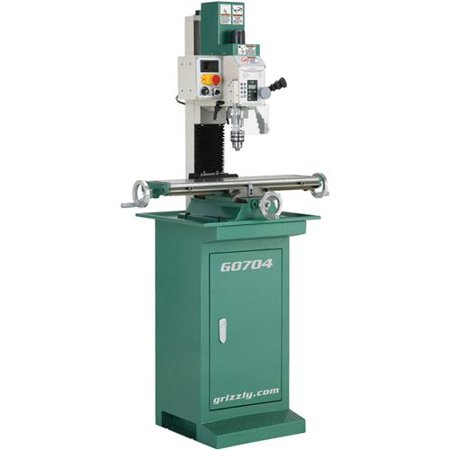Grizzly G0704 Mill/Drill with Stand