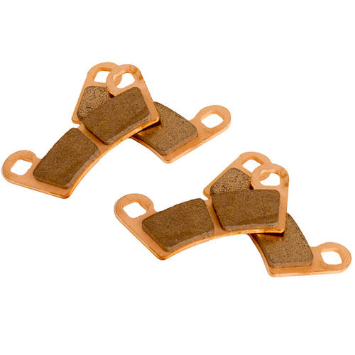 Brake Pads fit Polaris Razor 900 RZR S 2015-2019 60 INCH Front and Rear