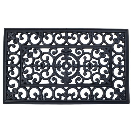 Imports Decor Molded Napoleon Doormat