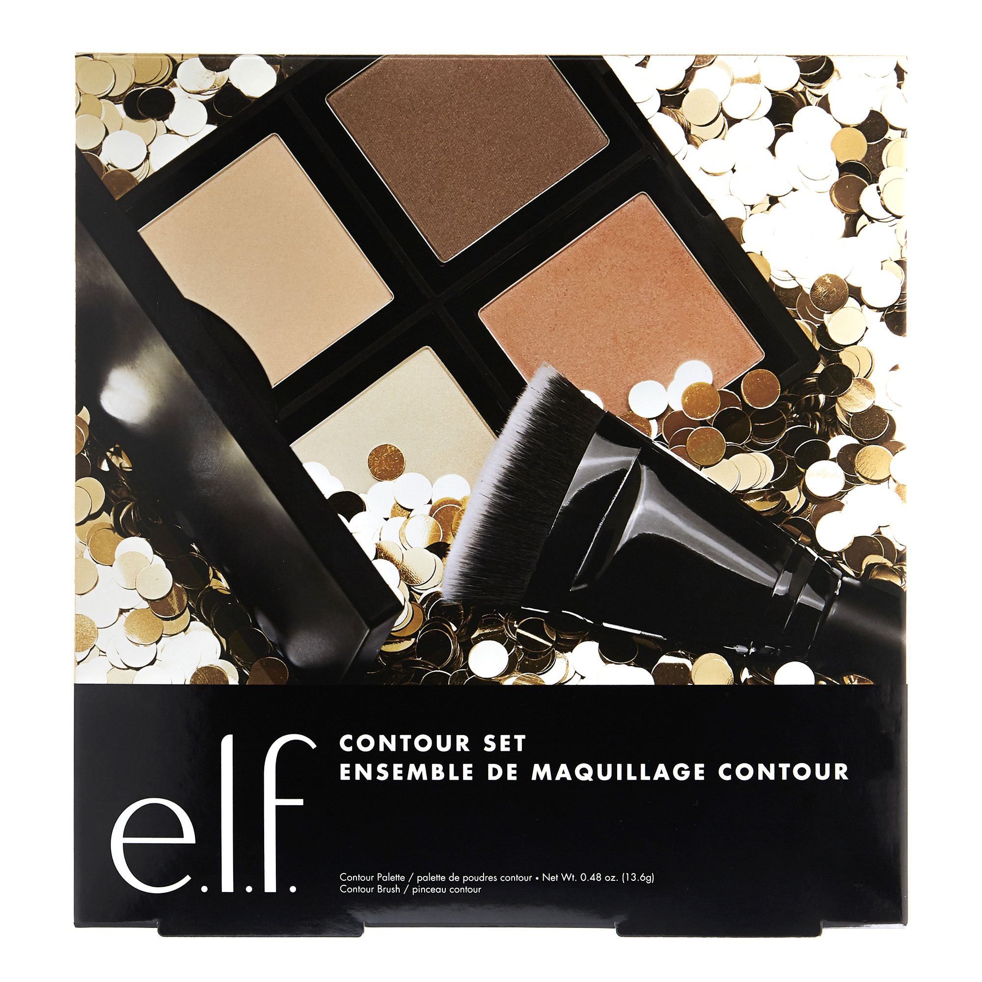 e.l.f. Cosmetics Contour 2 Piece Holiday Gift Set ($12 Value)
