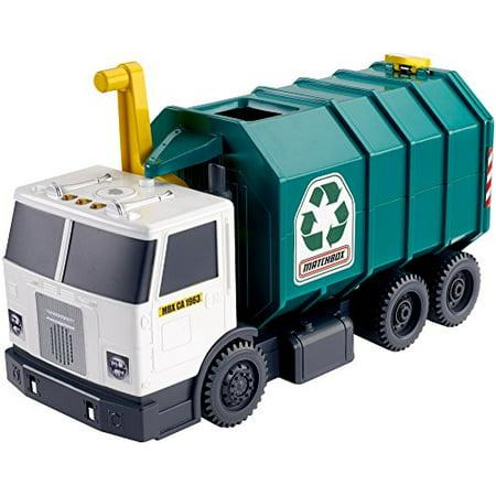 Matchbox Garbage Truck Large