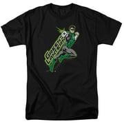Green Lantern Among The Stars Mens Short Sleeve Shirt