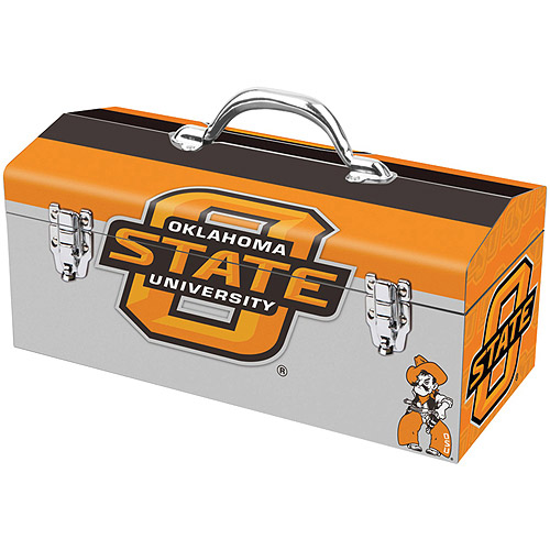 "Sainty 24-794 Oklahoma State University 16"" Tool Box"