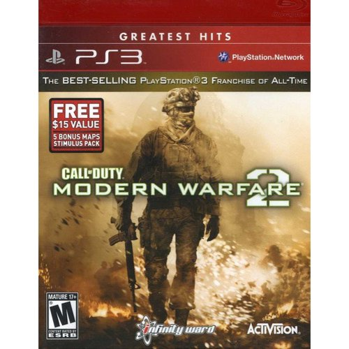 Call of Duty: Modern Warfare 2 GH (PS3)