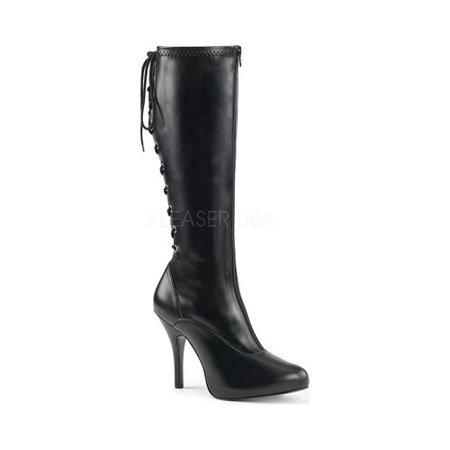 Women's Pleaser Pink Label Eve 208 Knee-High (Pleaser Usa Boots)
