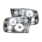 Recon Accessories 264270CLCC Headlight Assembly