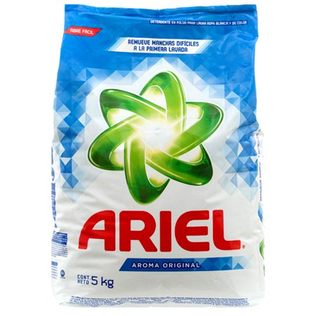 Cleaning Detergent (New 310389  Ariel Powder Detergent 5 Kg Oxianillo (4-Pack) Laundry Detergent Cheap Wholesale Discount Bulk Cleaning Laundry Detergent)