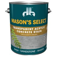 1-Gallon Sandstone Transparent Concrete Stain - Pack of 4