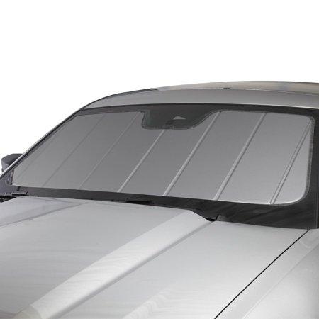 Custom Heat Shield - UVS100 Heat Shield Custom Sunscreen - Silver