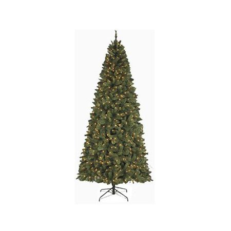 Polygroup Limited TV15044 Artificial Pre-Lit Christmas Tree, Slim Virginia  Spruce, 750 Clear Lights, Hinged, 9-Ft. - Walmart.com - Polygroup Limited TV15044 Artificial Pre-Lit Christmas Tree, Slim