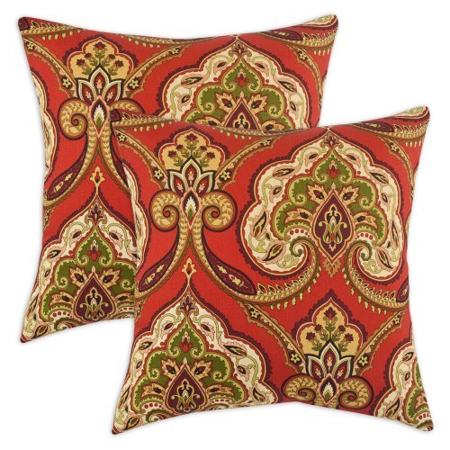 Brite Ideas Living Kashmiri Pillow - Set of 2