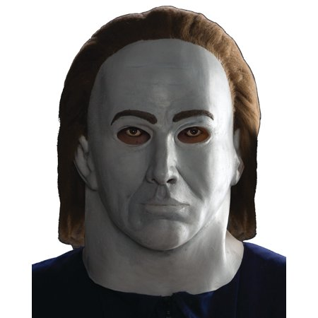 Adults Halloween Deluxe Michael Myers Overhead Mask Costume Accessory for $<!---->