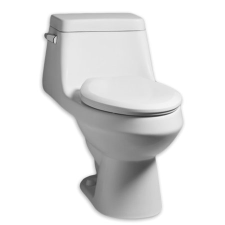 American Standard Fairfield Elongated One Piece Toilet