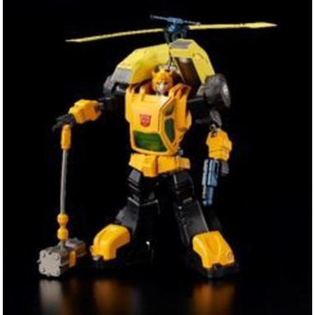 Transformers Bumble Bee, Flame Toys Furai Model Robot Heroes Bumble Bee