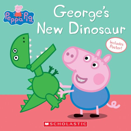 George's New Dinosaur (Peppa Pig) - George Pigs Dinosaur