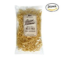 amish kitchen noodle kluski 12 oz pack of 12 x 2