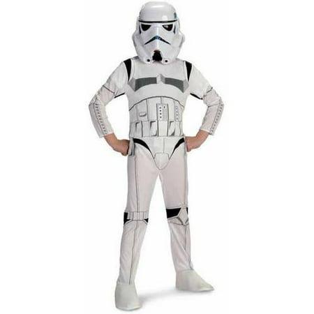Star Wars: Stormtrooper Child Halloween Costume - Star Wars Kids Dress Up