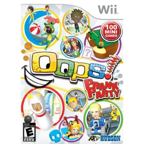 Wii - OOPS! Prank Party