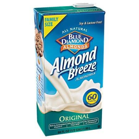 Image of Almond Breeze ® Original Almondmilk 64 fl. oz. Aseptic Carton