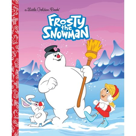 Frosty the Snowman (Frosty the Snowman) (Hardcover) ()