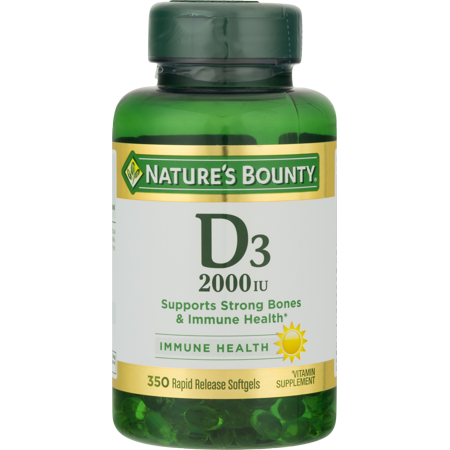 Nature S Bounty D  Iu Reviews