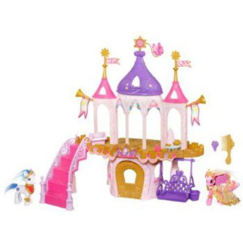 My Little Pony Pony Princess Wedding Castle Playset by Hasbro