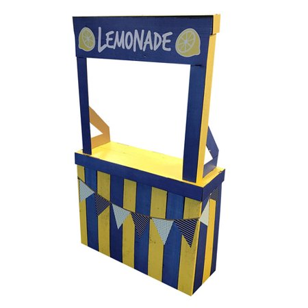 Lemonade Stand Cardboard Stand-Up, 3ft