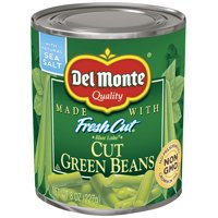 Del Monte Cute Green Beans, 8 Oz
