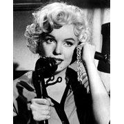 Marilyn Monroe Print Wall Art By Globe Photos LLC