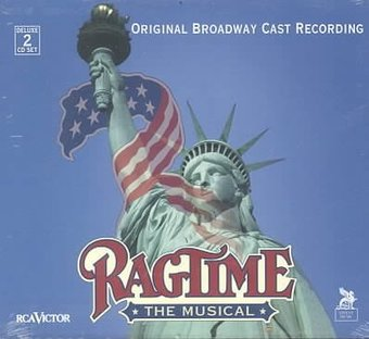 Ragtime The Musical Soundtrack (Original Broadway Cast Recording)