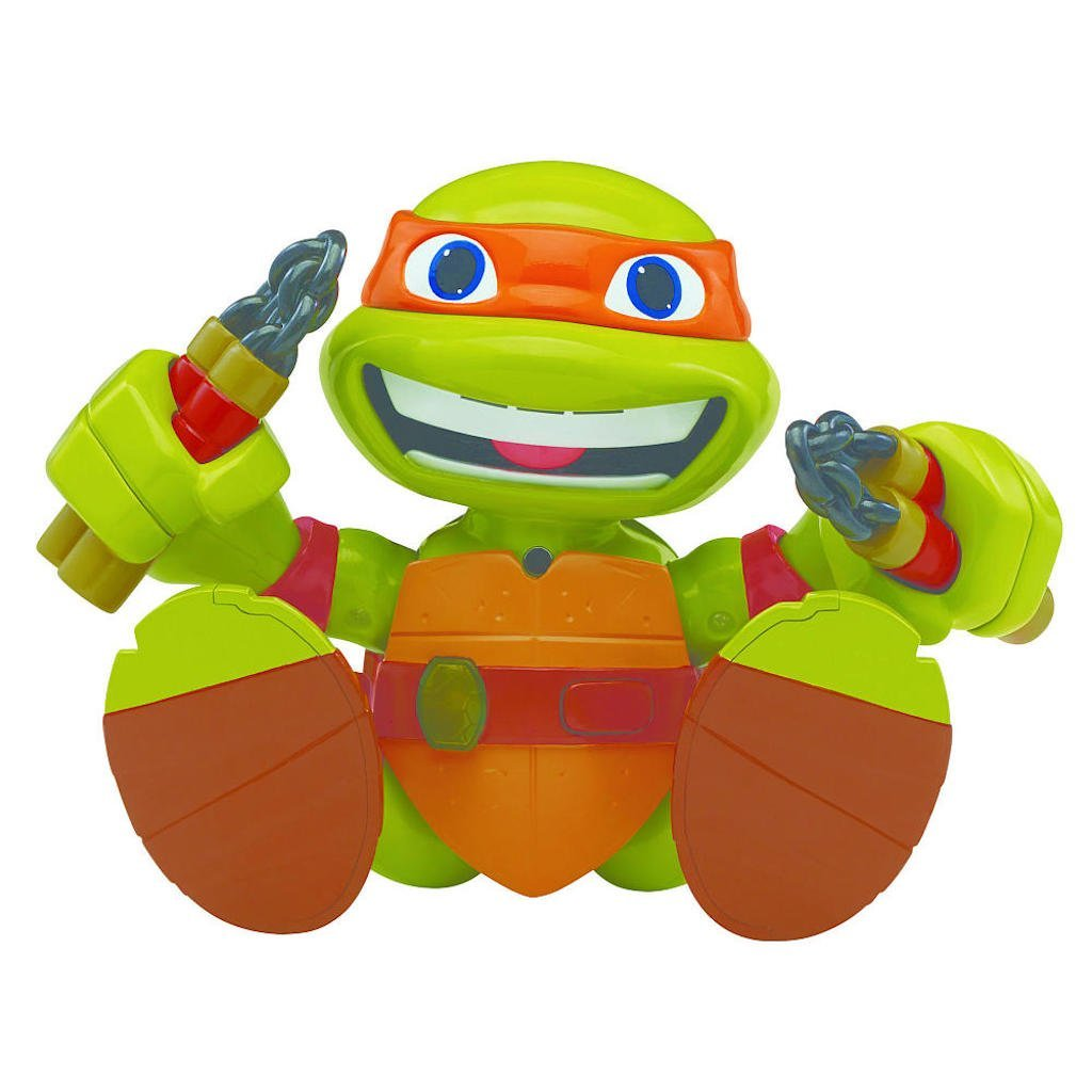 Talk to Me Michelangelo Figure, Raphael Action Infrared T...