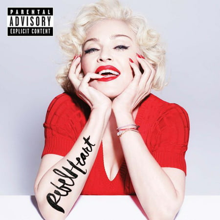 Rebel Heart (explicit)