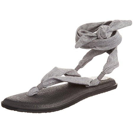 97554b10a6be Sanuk - Sanuk Women s Yoga Slinged up Gladiator Sandal (7 B(M) US ...