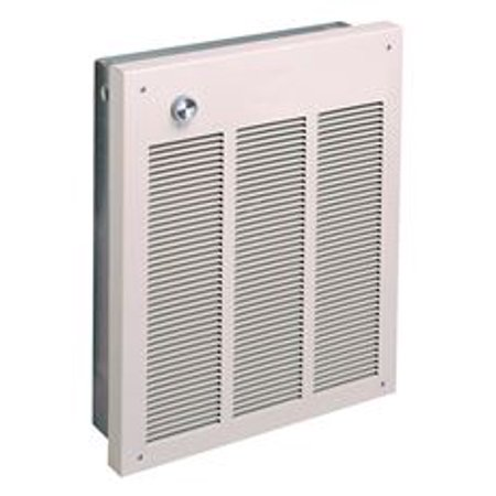 Q Mark Commercial Fan Forced Electric Wall Heater 208v