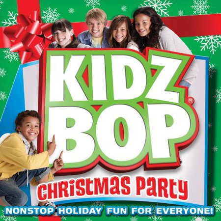Kidz Bop Kids Christmas Party