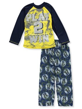 c67be6a5e Big Boys Pajama Sets - Walmart.com