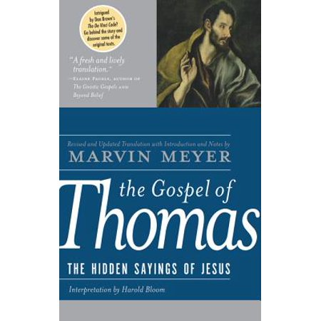 - The Gospel of Thomas : The Hidden Sayings of Jesus