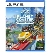 Planet Coaster for PlayStation 5